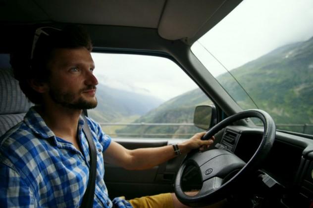 Droga do Interlaken 2