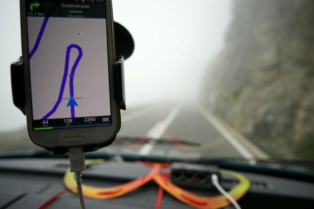 Droga do Interlaken 3
